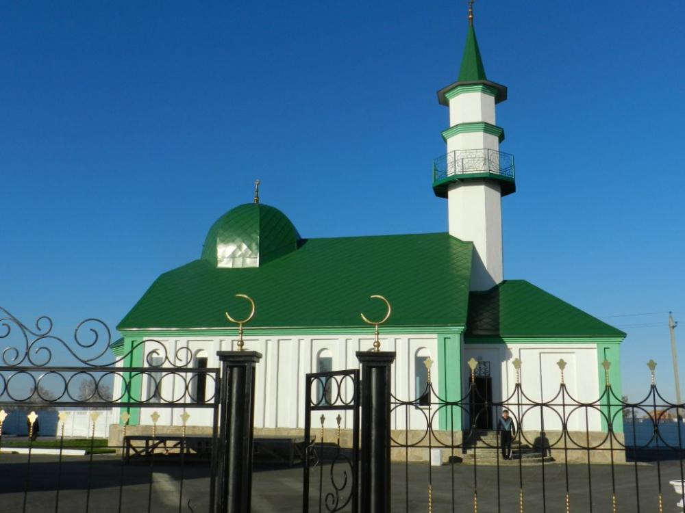 Соборная мечеть НУР   Официальный сайт администрации Варненского ...